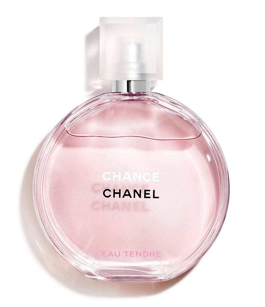Chanel Chance Eau Tendre Eau de Toilette Parfum Test EDT
